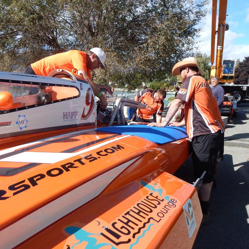 Team Huff Motorsports