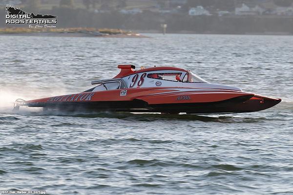 Pro-Lite Hydroplane Agitator E9