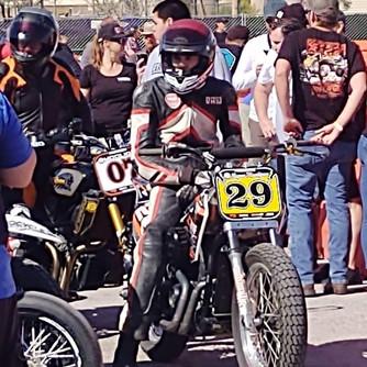 Roland Sands Super Hooligan at The Mint400 in Las Vegas, NV