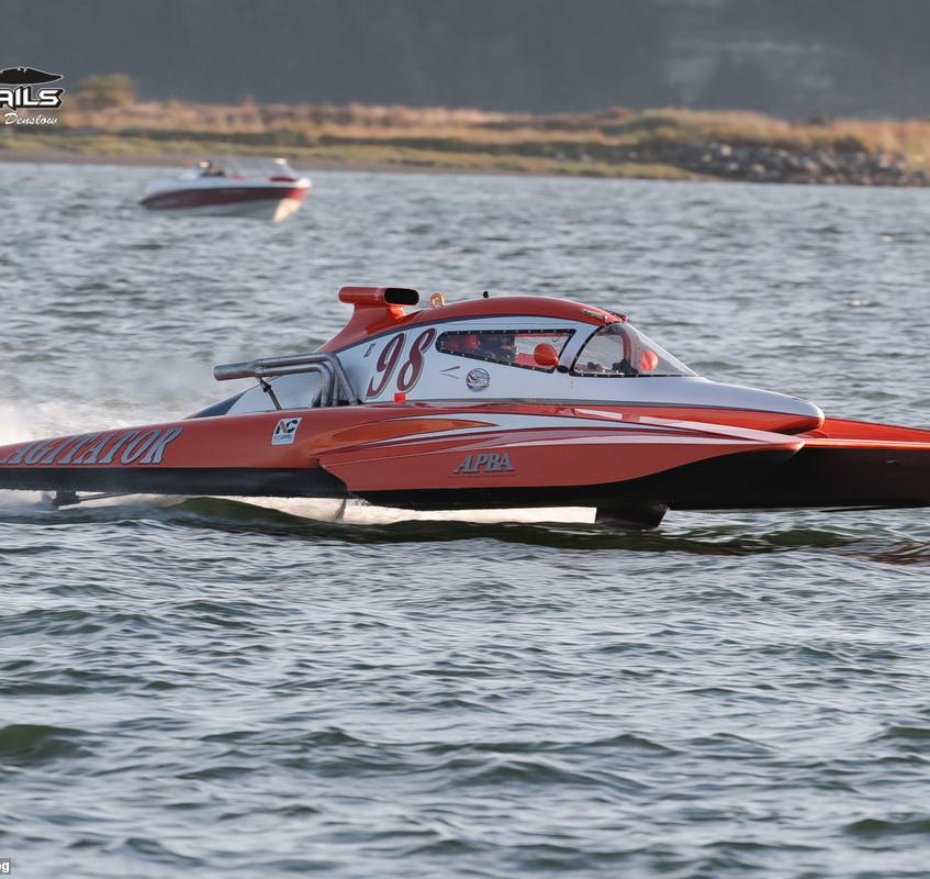 Huff Motorsport Agitator98