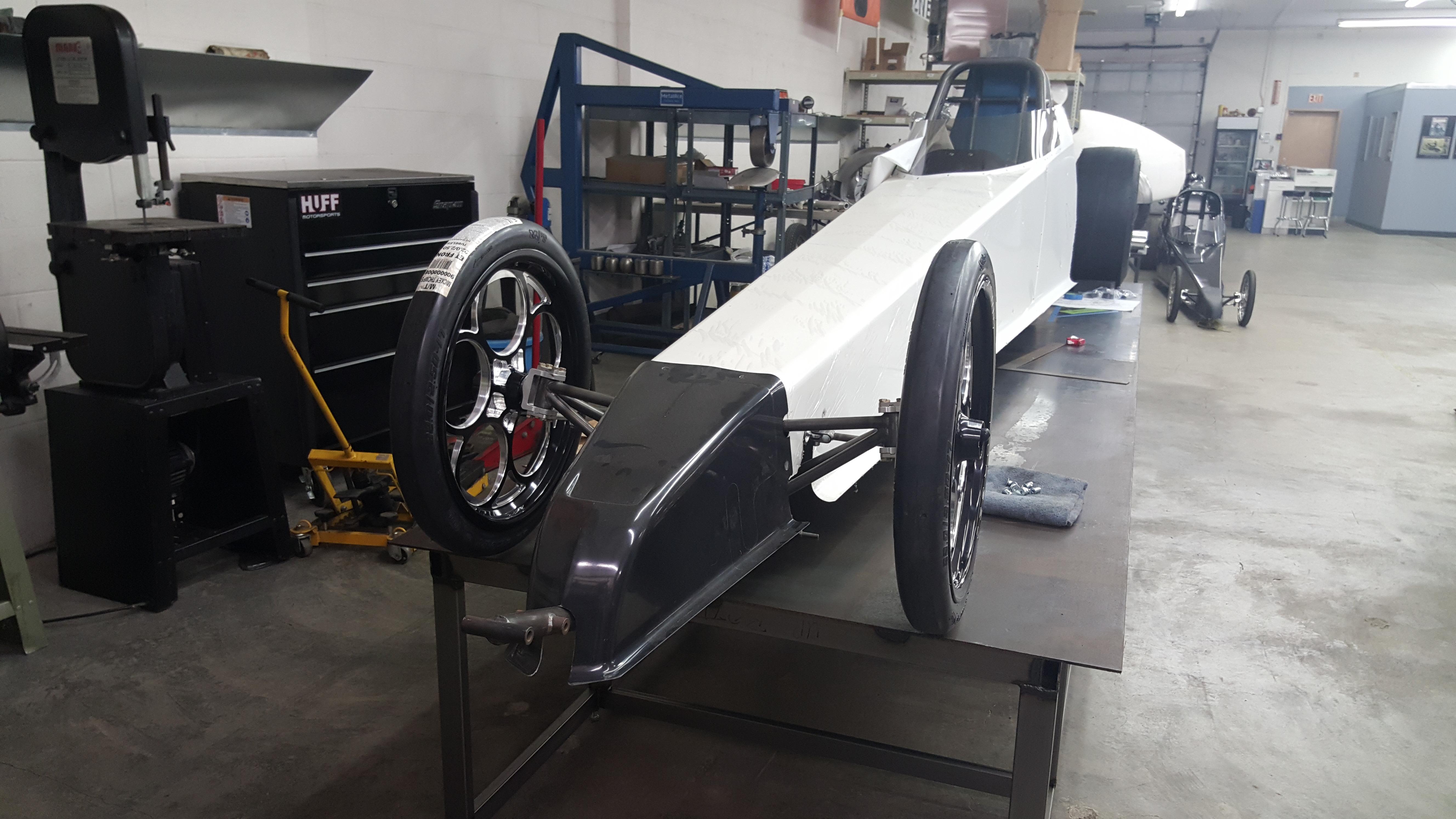 e-spec Racecar front