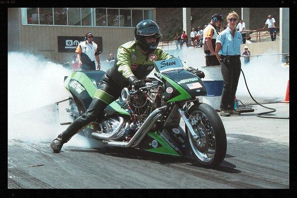 steve huff motorsports top fuel pro drag motorcycle racing destination harley davidson