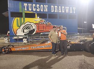 Steve Huff & Derek Barger with timeslip
