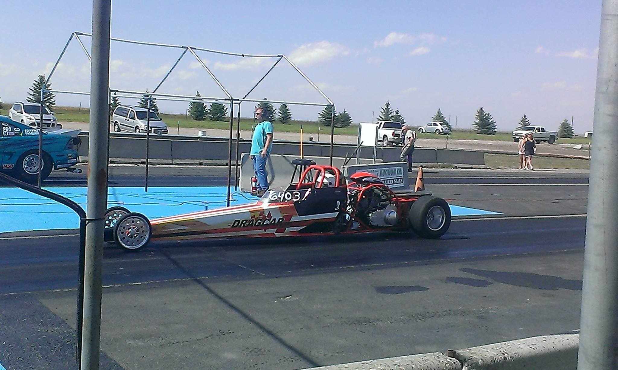 e-spec Racecars Original Harley Car