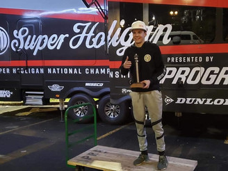 1st Place in Super Hooligan National Championship Series