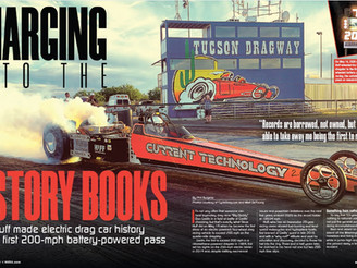 Newsroom:  NHRA National Dragster Magazine (July 2020)