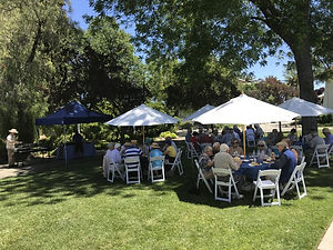 2018 LLRA picnic at Ravenswood Historical Park, Livermore, CA