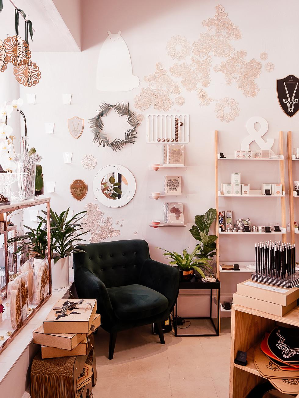 Green Grass Shop
