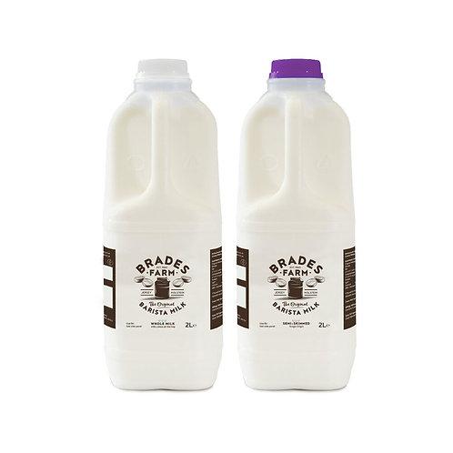 Brades Farm | Original Barista Milk