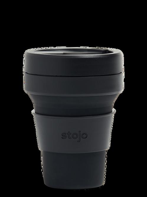 Stojo 12 oz Collapsible Coffee Mug - Ink