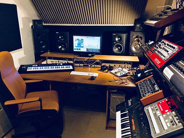 Studiotalk #12 - Dudley Strangeways