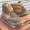 Thumbnail: Steel Blue Carpenter's lace up