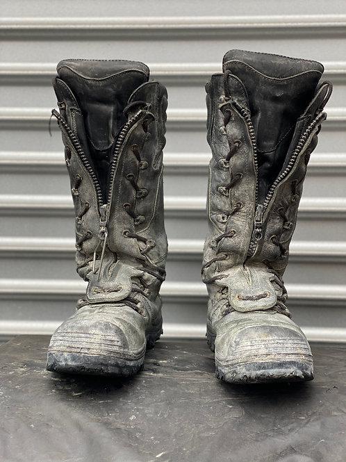 Sold * Special interest- Mining Boots Telfer high calf