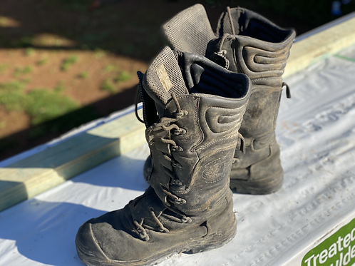 Steel Blue Mining Boot Size 10