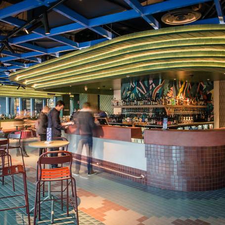 Hightail Bar, Collins Street