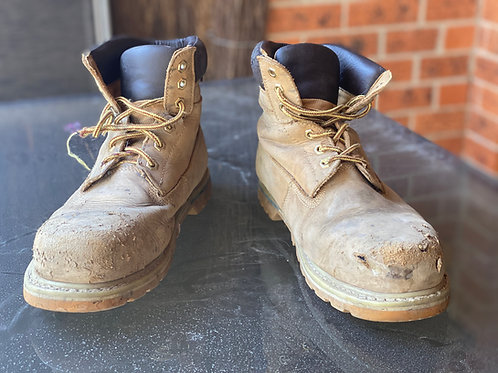 Builder's boot