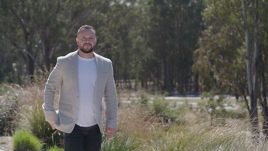 Walt collins new bachelor, gay bachelor, host of channel 10