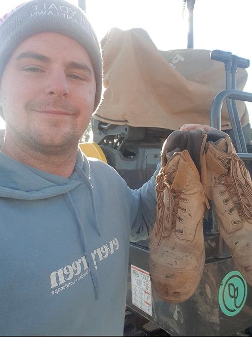 Oliver AT work boots landscaper