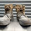 Thumbnail: Size 11 Steel Blue side zip (miner donation)