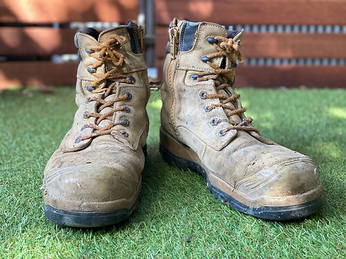 SOLD Bata Industries work boots