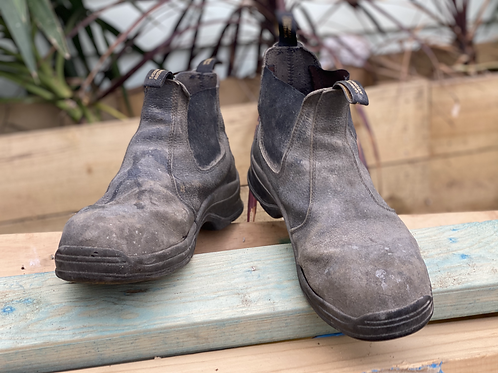 Blundstone Slip on boots - carpenter