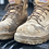 Thumbnail: Steel Blue lace ups - miner's