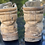 Thumbnail: Scruff size 8 Steel Blue Carpenter Boot