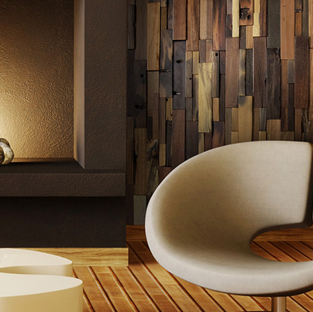 Revestir paredes de madera, una tendencia al alza