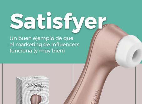 El caso Satisfyer. Cuando el marketing de influencers dispara tus ventas