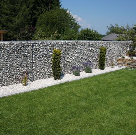 Gaviones para llevar tu jardín al siguiente nivel