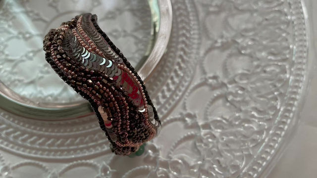 First made bangle in 2021