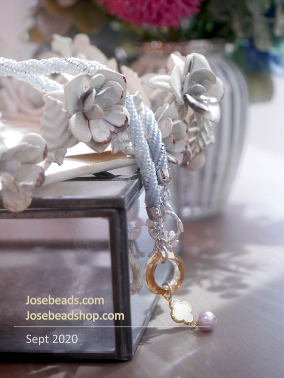 Stitching jewelry kit