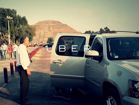 Will Uber save ECommerce in Mexico?