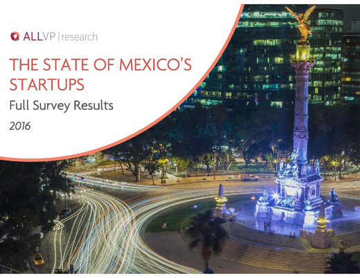 The State of Mexico's Startups 2016 Analysis