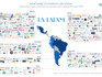 Most active foreign VC investors in Latin America
