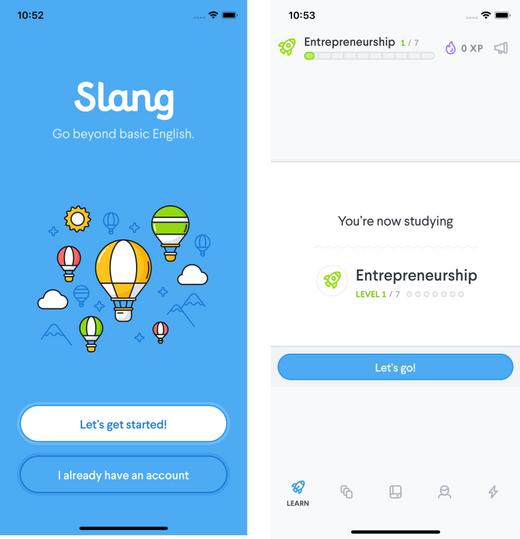 Slang launches a free English course for Mexican Entrepreneurs with ALLVP