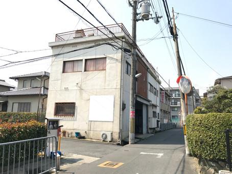 高槻市富田町S造居宅3階建解体工事