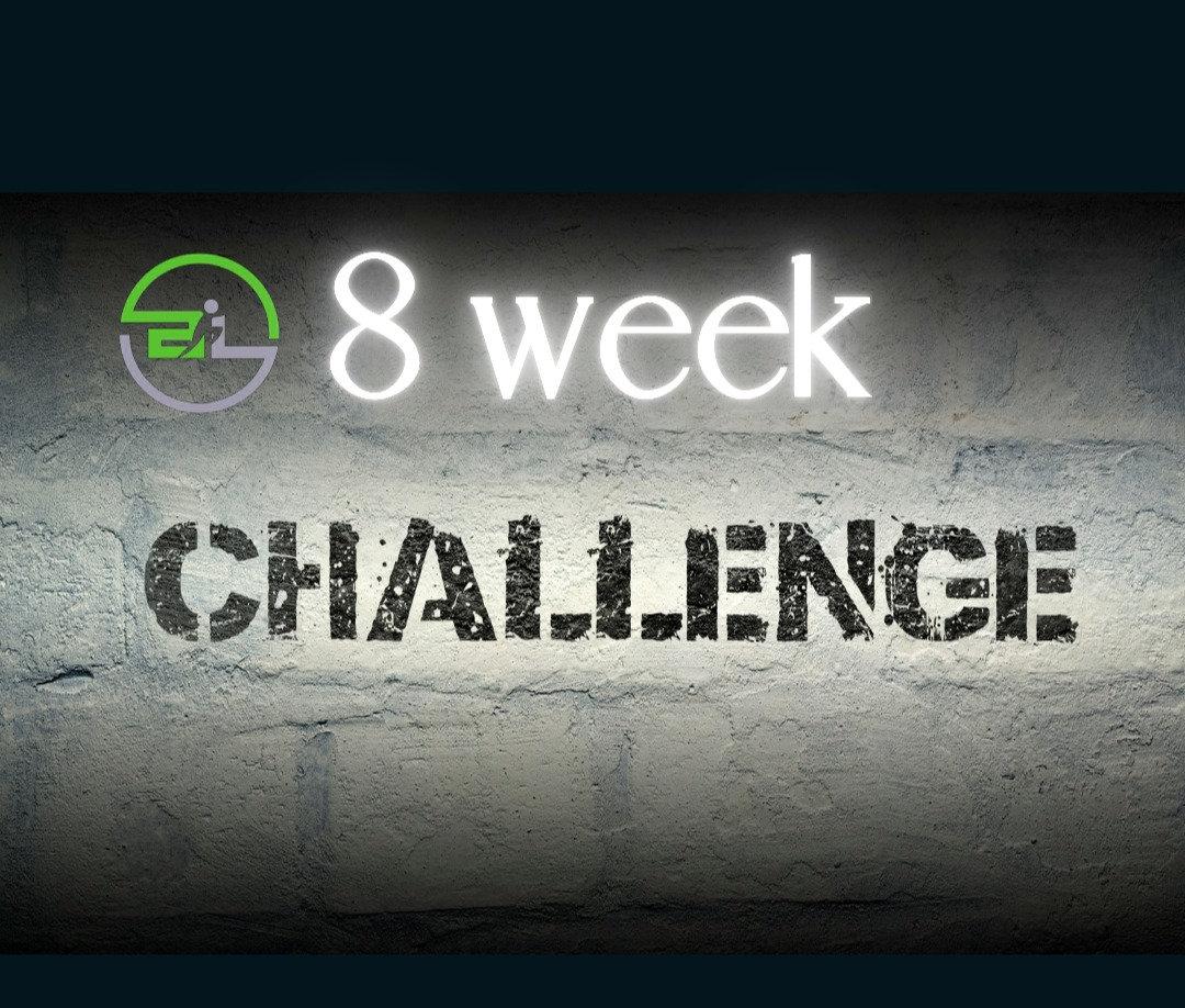 8 Week Challenge Sign-Up