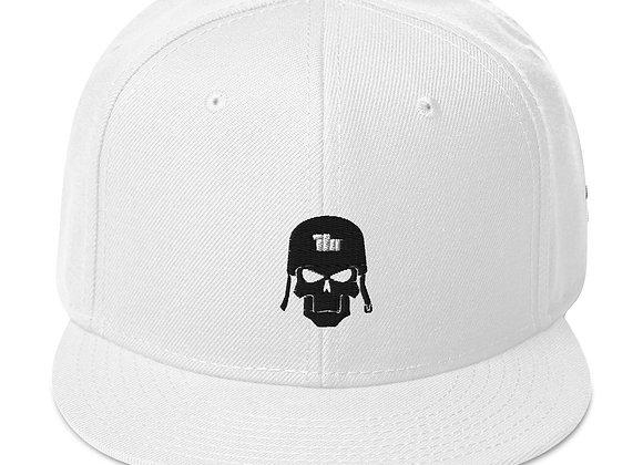 DAFENGA NYC SkullSoldier Snapback Hat