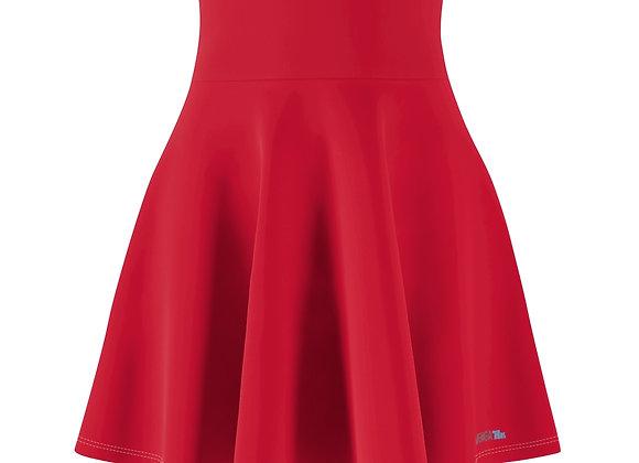 DAFENGA NYC Red Anime Skirt