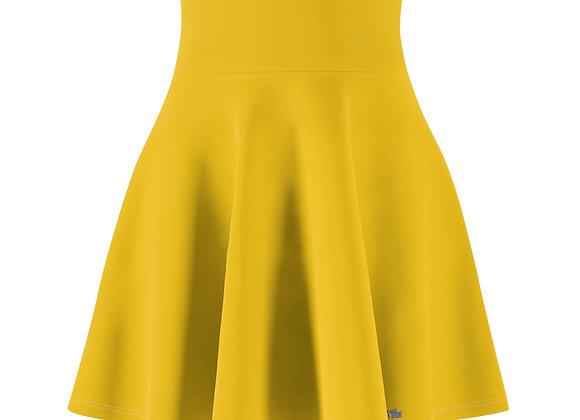 DAFENGA NYC Yellow Anime Skirt