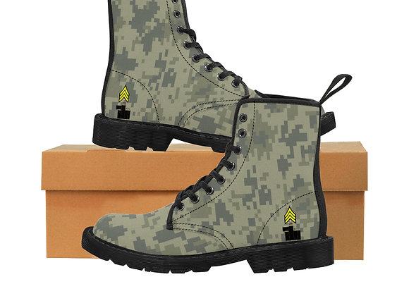 DAFENGA NYC CamoSgt. Boots