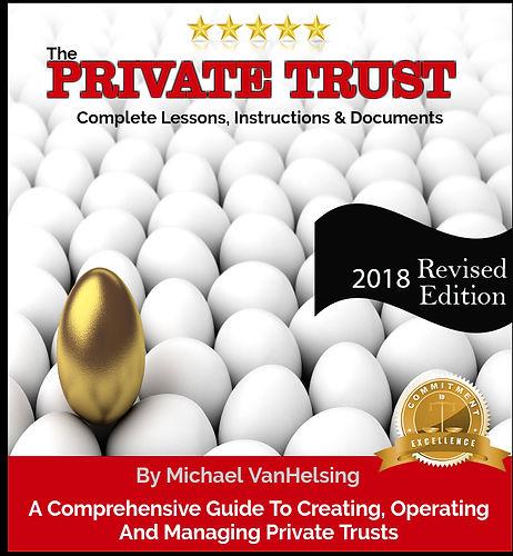 Private Trust, Trusts, Common Law Trust