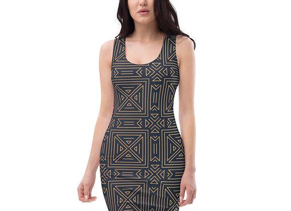 DAFENGA NYC BodyCon Dress