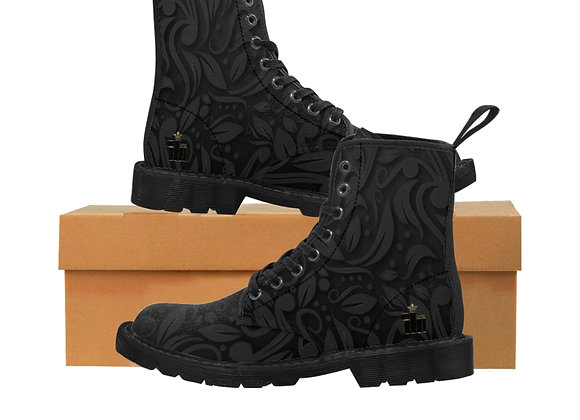DAFENGA NYC DarkForest Combat Boots