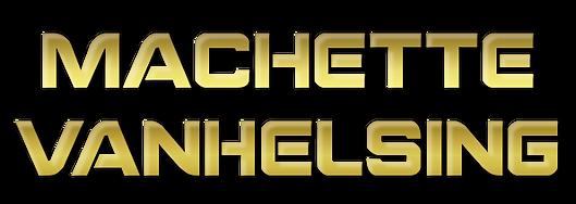 Machette VanHelsing Website