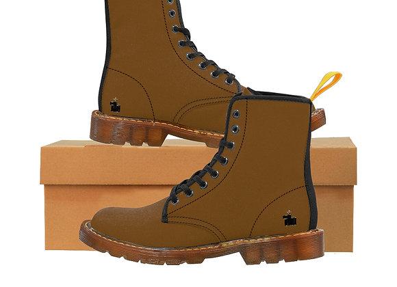 DAFENGA NYC  'Resistance' Boots - Brown