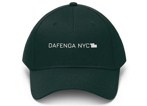 DAFENGA NYC Unisex Twill Hat