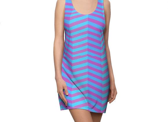 DAFENGA NYC Racer Girl Dress