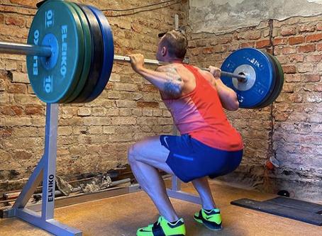 Zásoby energie v těle sportovce
